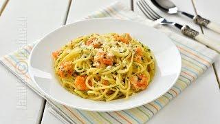 Paste cu creveti | Shrimp Pasta (CC Eng Sub) | JamilaCuisine