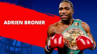 "Adrien ""The Problem"" Broner, he's coming back, names his opponent, & vows to become champion again."