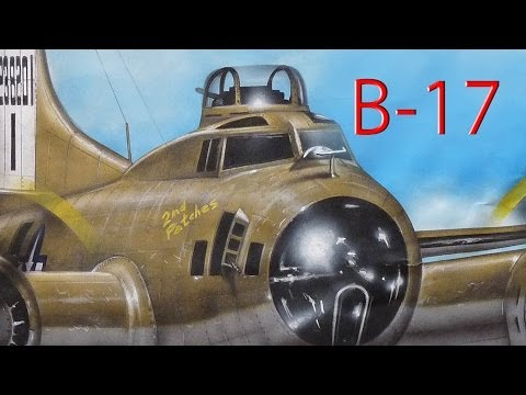 BOEING B-17 FLYING FORTRESS - Documentario Delta Editrice Ita