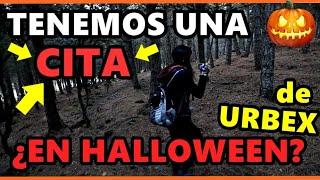 ¿VÍDEO DE UN LUGAR ABANDONADO EN HALLOWEEN? | Desastrid Vlogs