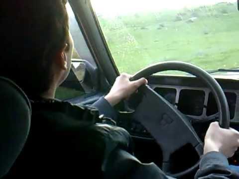 ilk araba kullanma deneyimim kartal show :) - youtube