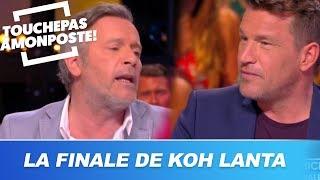 Benjamin Castaldi dézingue la finale de Koh-Lanta
