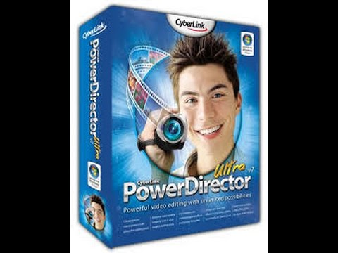 cyberlink powerdirector 7 deluxe serial key