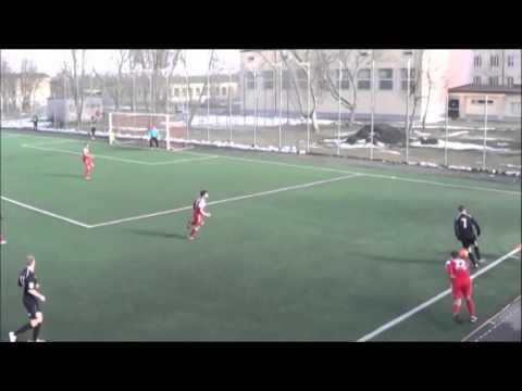 FC Lokomotiv JK Kalev 0-1!  gol
