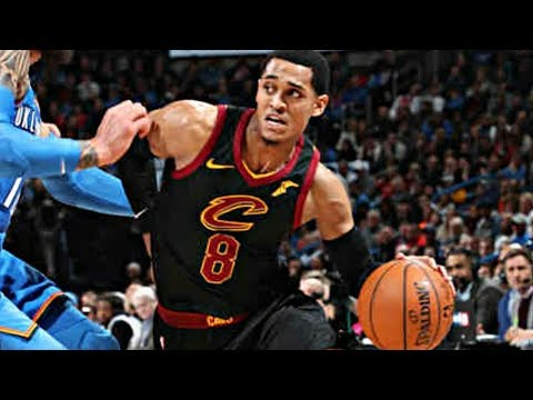 Jordan Clarkson 14 PTS and Clutch Shot vs OKC!