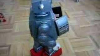 MEGO Gigantor Robot (1970)
