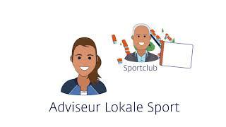 Animatie Lokaal Sportakkoord voor sportclubs
