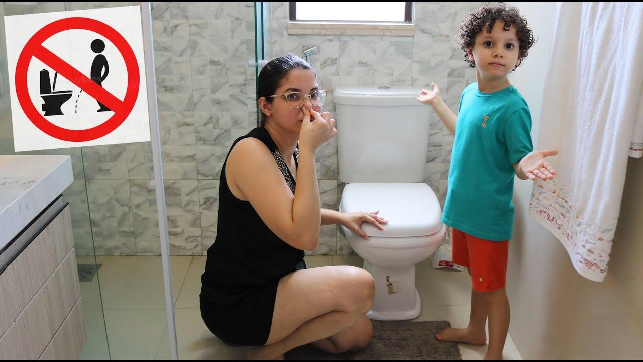 REGRAS DE CONDUTA EM CASA parte 01 - Learn Rules of Conduct for Children