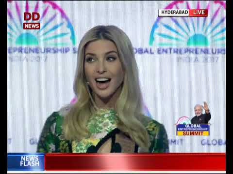 Ivanka Trump Speech at Global Entrepreneurship Summit 2017
