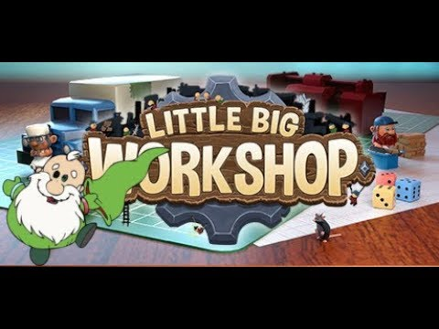 DIE YOUTUBE WERKSTATT | Little Big Workshop [HD]