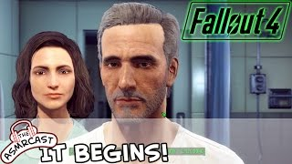 Fallout 4 PC (Max Settings 1080p 60fps) It Begins #1