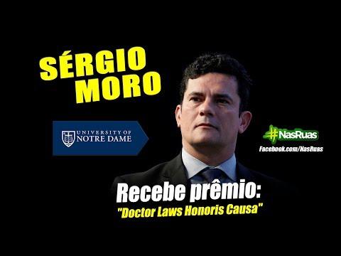Pronunciamento do Juiz Sérgio Moro na Universidade de Notre Dame - Estados Unidos LEGENDADO
