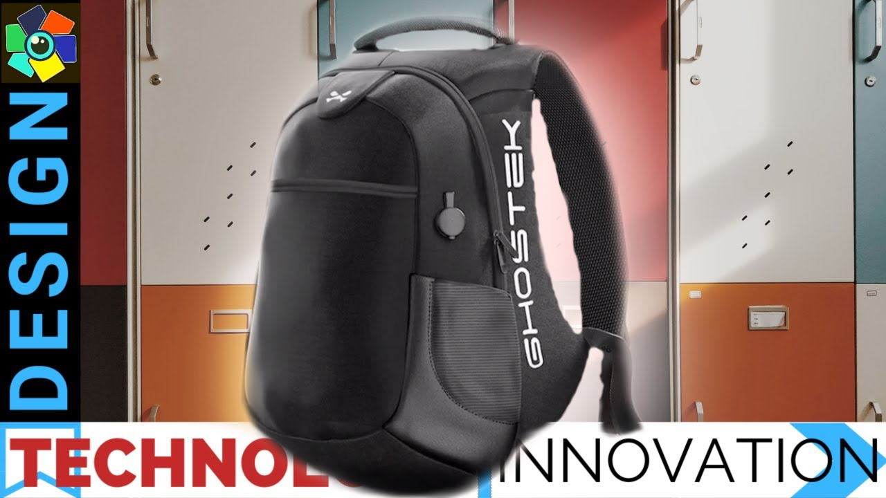 15 Advanced Backpacks | Solar Powered | Bluetooth | Smart Bags