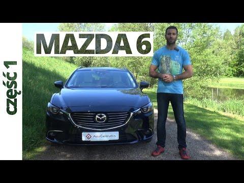 Mazda 6 2.2 Skyactiv D i ELOOP 175 KM 4X4, 2015 test AutoCentrum.pl 205