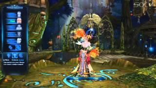 Обзор MMORPG Forsaken World  Мнение простых игроков