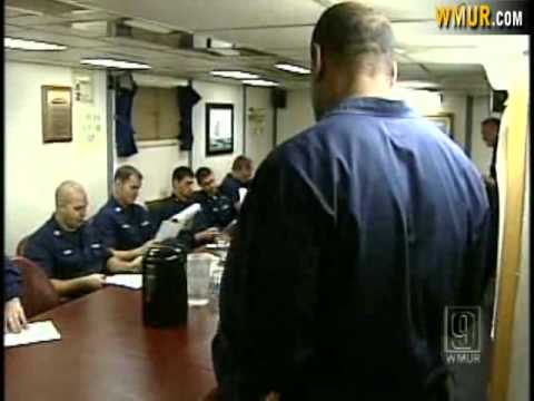 Look Inside The Coast Guard Cutter Tahoma