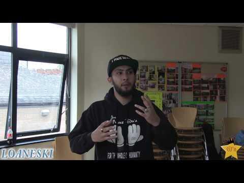 GJ's Music Interview - Loaneski