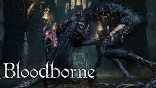 Скачать Bloodborne БОСС Чудовище кровоглот NO DAMAGE