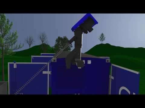 Полимерно битумное вяжущее - на установках УВБ-2 от компании GlobeCore