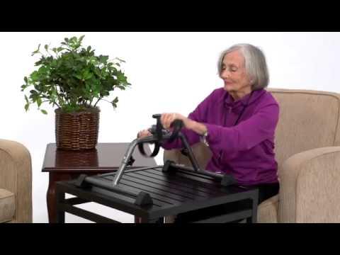 Drive Medical Exercise Peddler Youtube