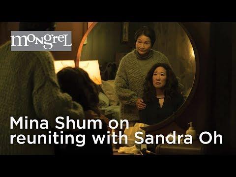 Mina Shum on Sandra Oh | Mongrel Media [HD]