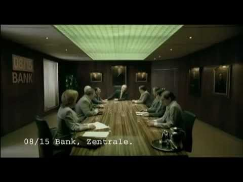 Kuchen 08 15 Bank Sparkasse Werbung 2011