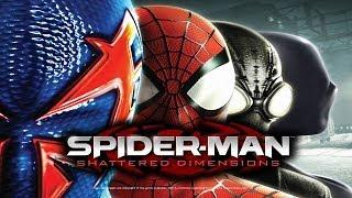 Spider-Man Shattered Dimensions Walkthrough Complete Game Movie