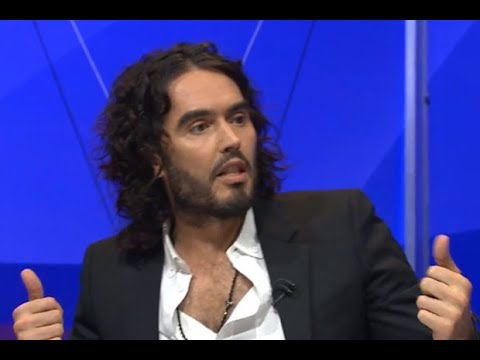 Russell Brand gets destroyed... again and again
