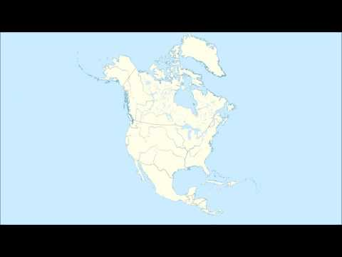 The North America Song