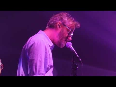 The National, Dark Side Of The Gym, Union Transfer, Philadelphia, Sept. 5, 2017