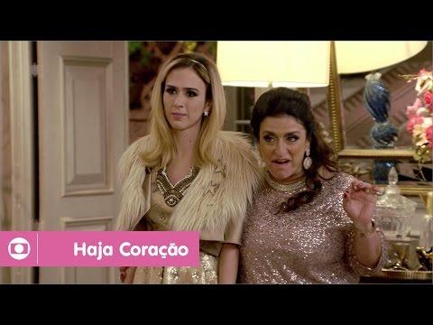 Haja Coração: Capítulo 6 da novela, segunda, 6 de junho, na Globo