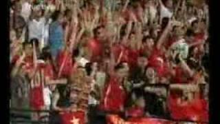 Tran dau Vietnam - Singapore Ban ket AFF Cup 2008