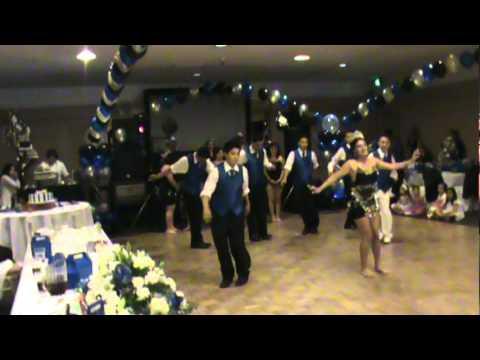surprise dance de 15 anos.Tribal .(intentalo)baile sorpresa