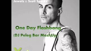 Asaf Avidan Vs Jewelz - One Day Flashbang (DJ Peleg Bar MashUp) Y-MUSIC