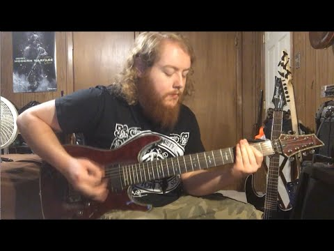 Black Label Society - Funeral Bell - Cover by Jordan Guthrie
