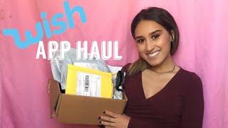 Is it a scam? | Wish App Haul