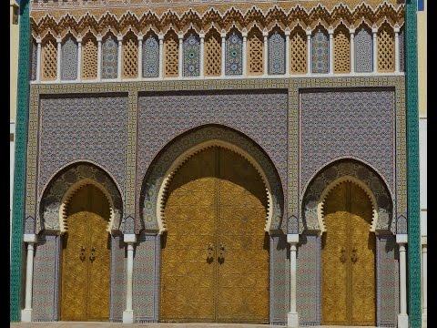 FES -  Le Palais Royal  - Bab Semarine  - Les potiers