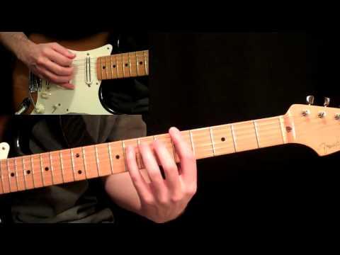 Little Wing Guitar Lesson Pt.1 - Jimi Hendrix - Intro