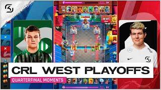 CRL West 2020 Playoffs Quarterfinals   SK Gaming vs Cream Real B