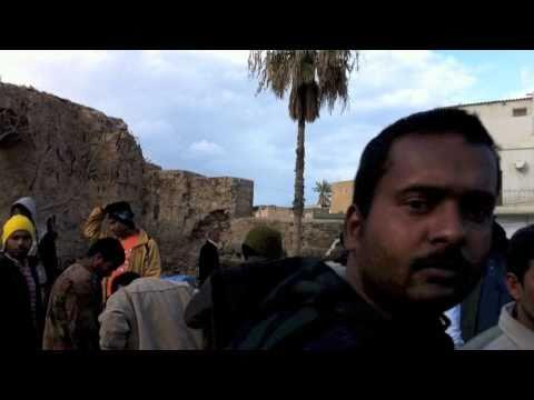 Libya: Jamahirya Tripoli Medina Market 05 02 11.mov