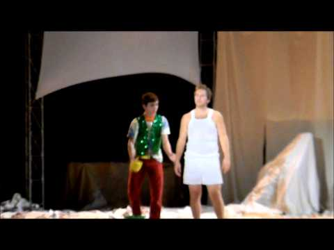 Prepare Ye / Save the People - Godspell at Totino Grace High School
