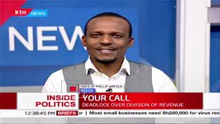 Kenyans give their views on the deadlock over division of revenue |INSIDE POLITICS WITH BEN KITILI
