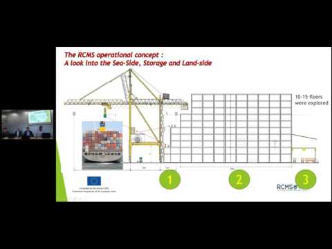 Rethinking Container Management Systems 1st Webinar: Cutting edge shipping container system trialled
