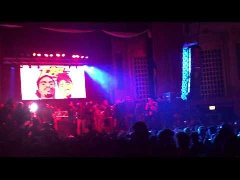 Lil Durk - Bang Bros (live) @ Oreofest 12-27-15