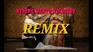 Gambar cover dj Remix Kidung Wahyu Kolosebo HITS