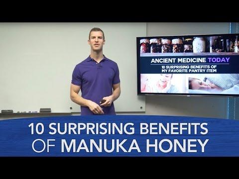 10 Surprising Benefits of Manuka Honey
