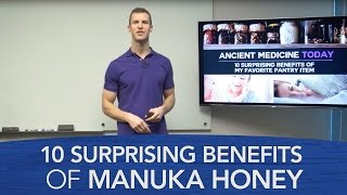 10 Surprising Benefits of Manuka Honey