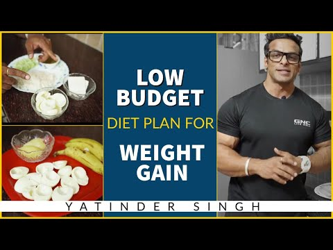 low-budget-diet-plan-for-weight-gain-|-yatinder-singh