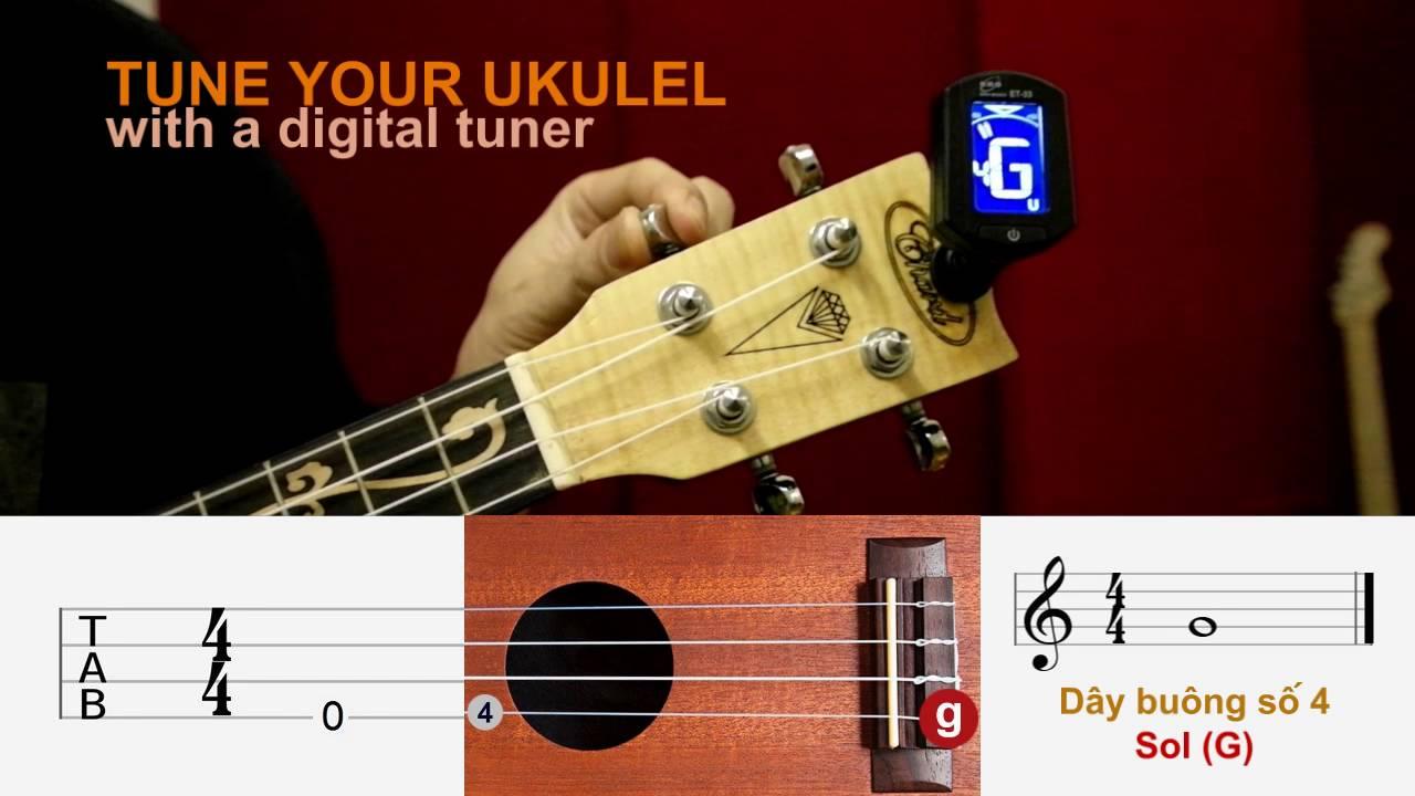 best online ukulele tuner tr gi p ch nh d y ukulele t t nh t youtube. Black Bedroom Furniture Sets. Home Design Ideas