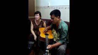 Guitar 2 ngón - Tình nghèo có nhau